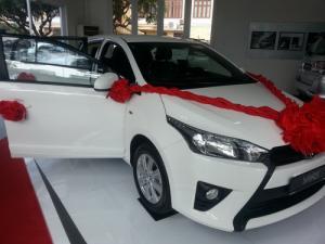 Khuyến mãi mua xe Toyota Yaris G màu trắng...