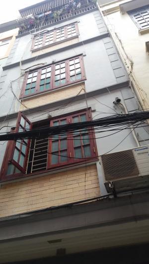 Bán nhà mặt phố Nguyễn Trãi đẹp, đối diện...