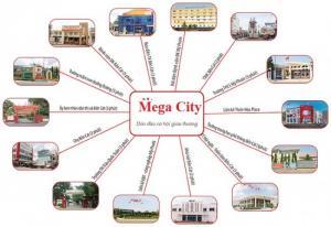 Mega City Nơi Đón Chào Đầu Tư Khu Phố Ven...