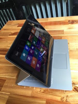 Laptop sony vaio Flip SVF15N13, i5 4200, 8G, 1T, vga 2G, FHD, cảm ứng, giá rẻ