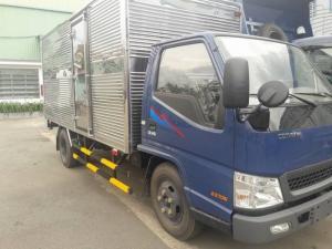 Xe tải vào thành phố 2,4 tấn -  Giá xe tải vào thành phố iz49 2,4 tấn - Xe vào thành phố giá rẻ nhất