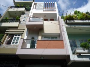 Bán nhà rẻ nhất mặt tiền Điện Biên Phủ, quận 1. DT: 5.3x17m, 3 lầu, gía: 18.5 tỷ.