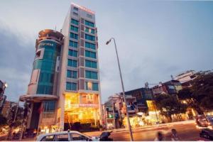 Bán Khách Sạn Mt Lê Lai, P. Bến Thành, Q. 1,...