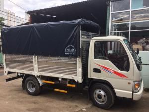 Xe tải JAC 2 tấn 4 máy ISUZU đời 2017