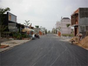 Bán đất sổ đỏ thổ cư ngay trung tâm thương mại thuộc phường Thạnh Phú
