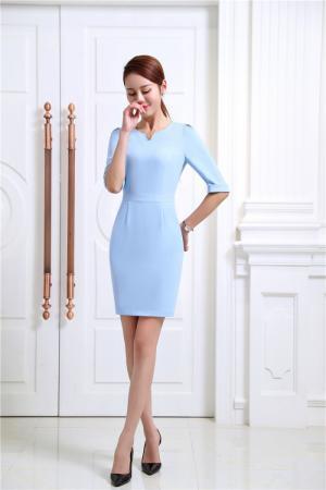 Những mẫu váy liền thân công sở đẹp không thể bỏ qua
