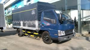 Xe tải Đô thành IZ49 động cơ ISUZU
