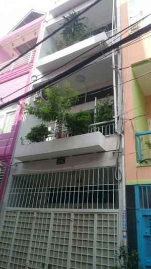 Cần bán nhà HXH Nguyễn Thị Huỳnh P.8,...