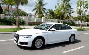 Bán xe sang Audi A6 nhập khẩu đà nẵng, nhiều ưu đãi lớn