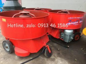 Máy trộn vữa cưỡng bức 250L, 350L giá cạnh tranh giao hàng toàn quốc