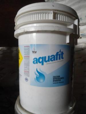 clorin 70 Ấn Độ-45kg/thùng
