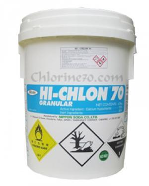 clorin 70 Nhật-45 kg/thùng