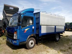 Xe tải TMT Đà Nẵng 6t cabin Sinotruck đời mới