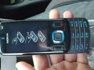 Điện Thoại Nokia 6600 Slide Chính Hãng