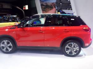 Suzuki Vitara xe nhập khẩu châu Âu