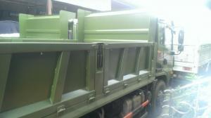 Xe tải ben trường giang, xe ben trường giang 8 tấn, 8 tấn trưởng giang .