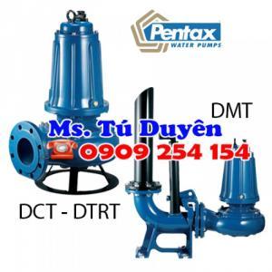 Đại lý pp độc quyền các dòng máy bơm chìm nước thải chính hãng Pentax