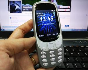 S-Mobile 310 2 SIM 2 sóng Giả Lập Giọng Nói...