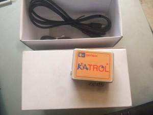 Katrol điều khiển đầu karaoke qua ứng dụng thông minh