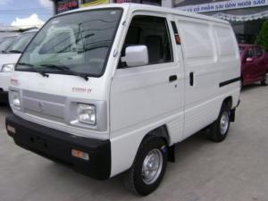 Bán Suzuki Blind Van 2017 Giá 293 Triệu, Có Xe Giao Ngay.