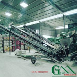 xưởng sản xuất bột đá