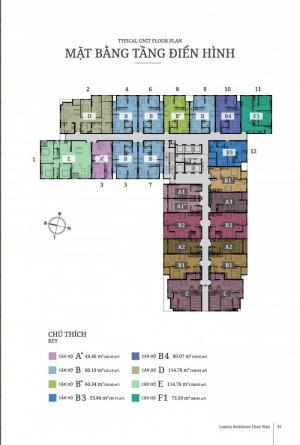 Căn hộ LuxuryApartment đẹp, xem thích và mua