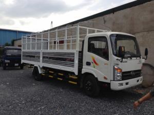Xe  Hyundai 3490kg thùng 6m