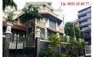 Bán nhà MT Nguyễn Đình Chiểu, dt 15x23m, hơn...