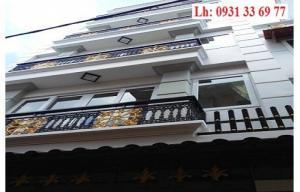 Bán building đường Điện Biên Phủ,Q 1, dt  8x17.5m, 1H,7L, cho thuê 300 triệu