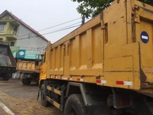 Bán 4 xe tải hoàng huy 8 tấn nhập khẩu giá rẻ