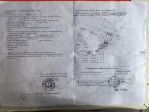 Cần Tiền Bán Gấp Căn Nhà Mặt Tiền Đường ĐHT17