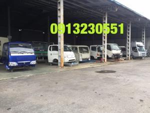 Giá Bán Rẻ Cabin Xe Tải Ben Cửu Long, Thaco,...