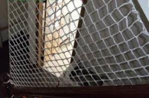 Lưới an toàn chắn cầu thang , lưới trang trí , lưới chán nhà bóng khu vui chơi
