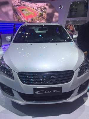 Suzuki Ciaz 2017 - Sedan Thailand