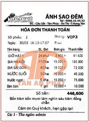 Chuyên bán Phần mềm tính tiền cho giá rẻ tại Đà Nẵng