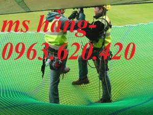 Lưới an toàn cho các công trình xây dựng, chống người rơi, vật rơi