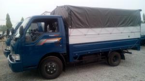 Xe tải KIA 2,4 tấn thùng mui bạt