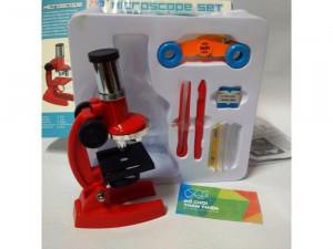 Bộ kính hiển vi trẻ em 300X và ống nhòm