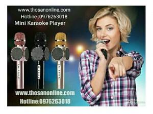 Micro Karaoke E103 3In1 Mic Karaoke