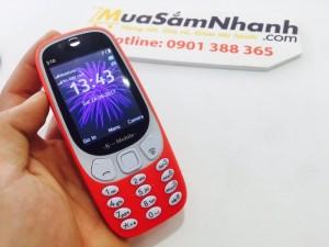 S-mobile 310 sở hữu màn hình màu kích thước 2.4 inches với độ phân giải 240 x 320 pixels tạo điều kiện thuận lợi cho việc sử dụng.