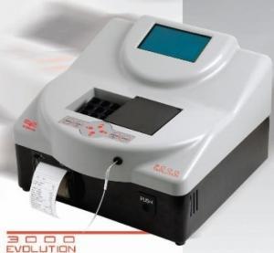 Máy sinh hóa bán tự động Evolution 3000 - Ý