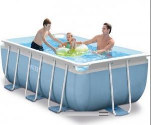 Bể bơi khung kim loại chịu lực 3m kèm máy lọc INTEX - 28314