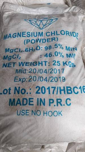 Mgcl2. 6 H20 99%