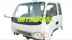 Hàng có sẵn bán cabin xe tải jac