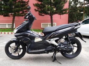 Honda Air Blade 110 Xanh Đen Nguyên Zin 100% Tuyệt Đẹp