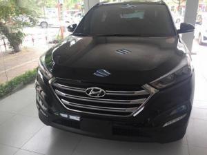 Hyundai Tucson đặc biệt đen 2017, Sản xuất...