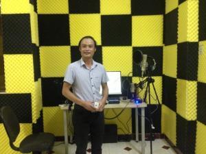 Cho thuê phòng thu âm, livestream, thu âm bài hát