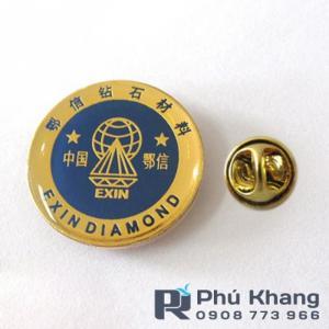 Huy hiệu giá rẻ, huy hiệu công ty, huy hiệu đồng mạ vàng, huy hiệu cài áo