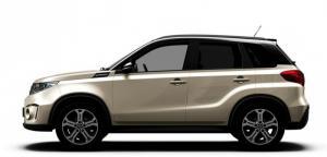 Suzuki Vitara 2017 màu trắng ngà