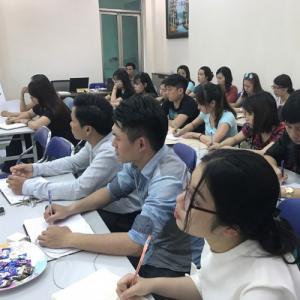 Khóa học trade coin chuyên nghiệp tại Hà Nội